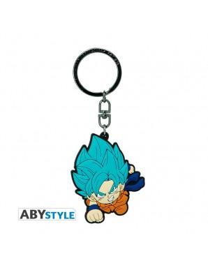 PVC Keychain - Dragon Ball Super - Goku Saiyan...