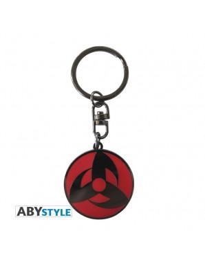 Porte-clés Métal - Sharingan Kakashi - Naruto...