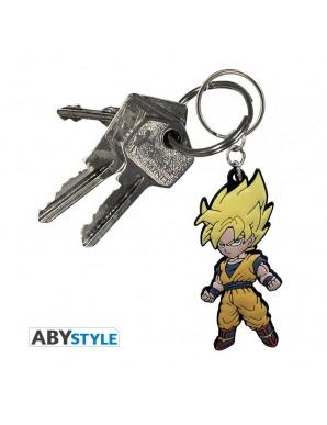 PVC Keychain - Dragon Ball - Son Goku Super Saiyan