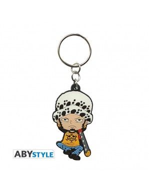 PVC Keychain - One Piece - Trafalgar Law