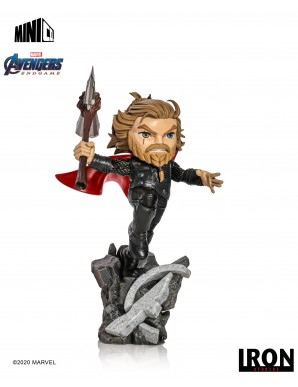 Avengers Endgame figurine Mini Co. PVC Thor 20 cm