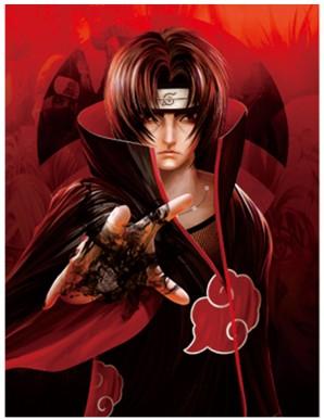 Décor Mural Encadré - Naruto - Le pouvoir de...