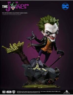 Le Joker Série Bande Dessinée DC statuette 1/3...
