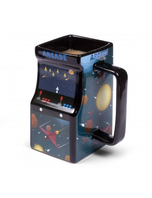 "ORB - ""Arcade Mug"" cup with colour change"