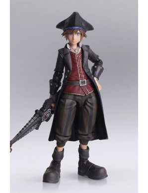Kingdom Hearts III Bring Arts figurine Sora...