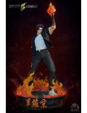 King of Fighters : Statue exclusive de Kyo