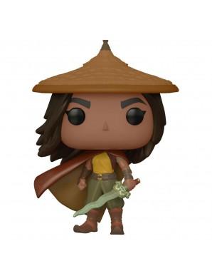 Raya et le dernier dragon POP ! Figurine Disney...