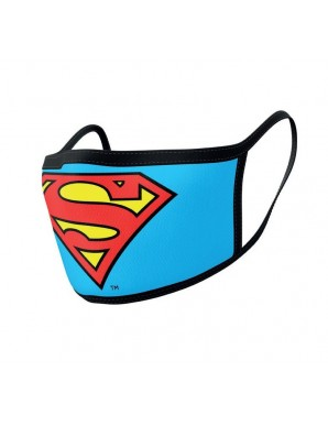 Superman pack 2 Sheet masks Logo