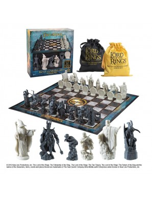 Le Seigneur des Anneaux jeu d´échecs Battle for...