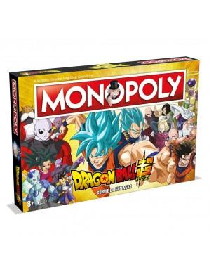 Dragon Ball Super jeu de plateau Monopoly...