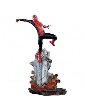 SpiderMan: Loin des siens statuette BDS Art Scale Deluxe 1/10 SpiderMan 30 cm