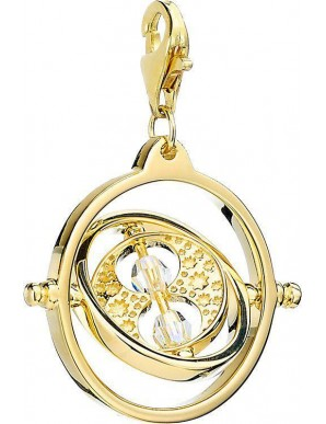 Harry Potter x Swarovski Time Turner Pendant...