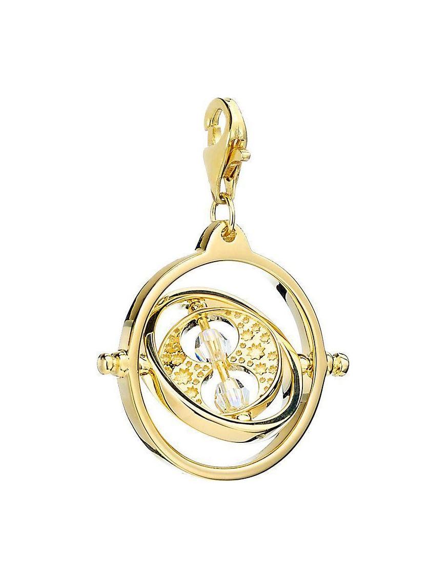 Harry Potter x Swarovski Time Turner Pendant (gold plated)