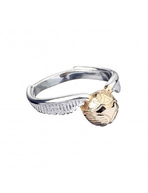 Harry Potter anneau Vif d'or taille-UK M...