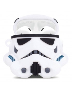 Star Wars case for AirPods PowerSquad Stormtrooper case