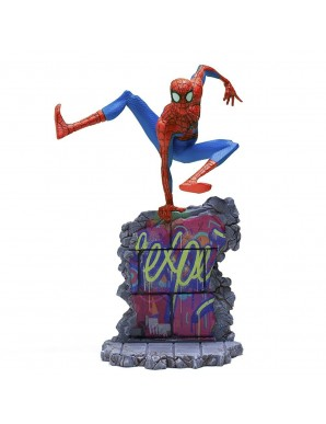 SpiderMan : New Generation statuette BDS Art...