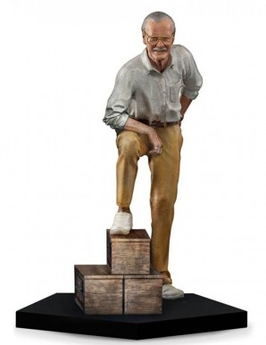 Marvel statuette 1/10 Art Scale Stan Lee