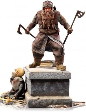 Le Seigneur des Anneaux statuette 1/10 Deluxe...
