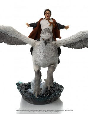 Harry Potter statuette Deluxe Art Scale 1/10...