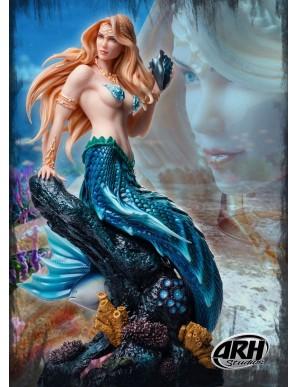 ARH ComiX statuette 1/4 Sharleze The Mermaid EX...