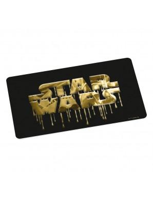 Star Wars planche à découper Logo Gold