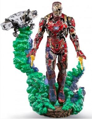 SpiderMan : Loin Des Siens Statuette BDS Art...