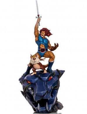Cosmocats statuette BDS Art Scale 1/10 Lion-O &...