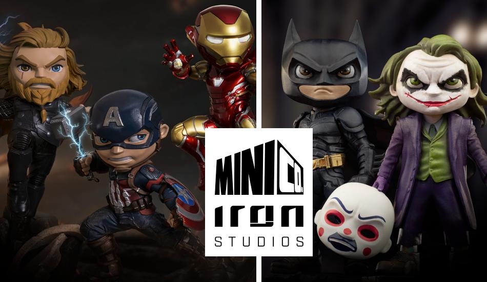 MiniCo Iron Studios
